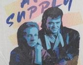 AIR SUPPLY 1987 promo T SHIRT