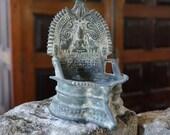 Votive Lamp // Deepalakshmi // Diwali Festival Lights // Shipping Included