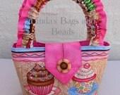 Tiny Tots Cupcake Bag