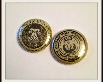 """Call of Cthulhu 1"""" Button Choose Your Own"""