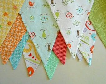 Young Women Value Fabric Banner / Party Banner/  Bunting/ Photo Prop/ YW Personal Progress Values / Large Flags