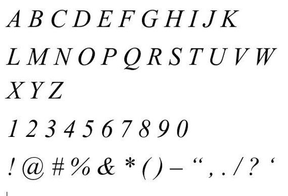 Vijaya-81 Cross Stitch Font Extra Large SALE SALE SALE