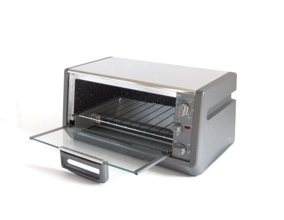 Black Amp Decker Toaster Oven Spacemaker Tr600 By