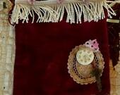 Boho Bag Gift Bag Hobo Bag Gypsy Bag Bohemian Bag Tote Recycled Upcycled #14