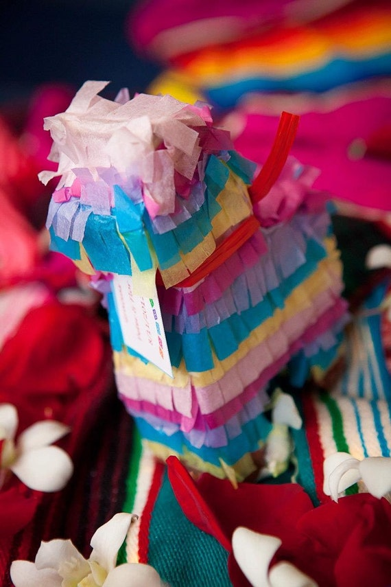 Festive Mini Pinatas