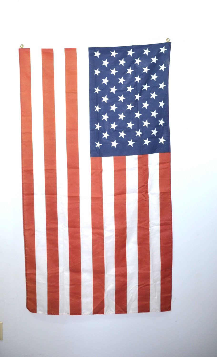 American flag wall hanging american flag decor american flag for American flag decoration