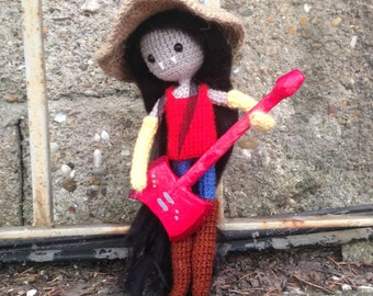 adventure time marceline amigurumi