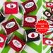 Ladybug Miniature Candy Bar Wraps - Chocolate Bar Wraps - Ladybug Candy Labels - Ladybug Party Favors - DIgital & Printed
