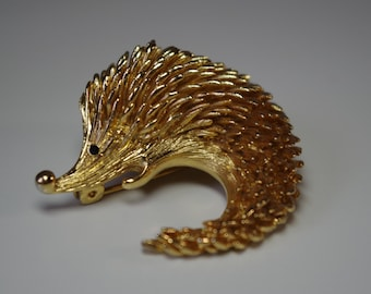 Orena Paris Hedgehog Brooch