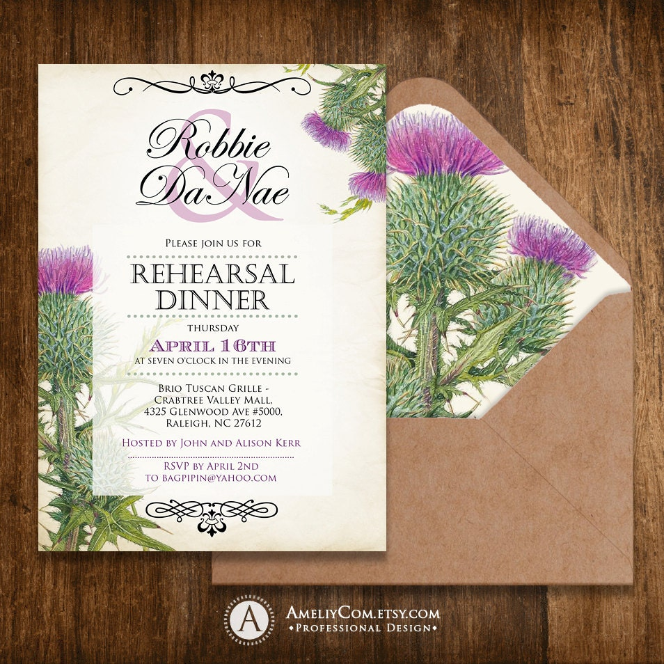 It's just a graphic of Monster Printable Rehearsal Dinner Invitations