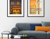 Any TWO Prints - Save 20%,Set of two Illustrations,Fine art Giclee prints Home decor Wall art Living room decor Gift ideas for her