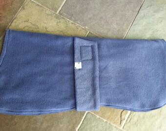 Dog Pyjamas Navy 65cm Medium