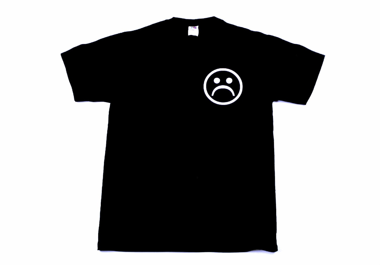 sad face t shirt
