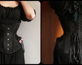 Pattern -Underbust corset BELLE-