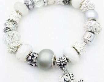 God Mother Charm Bracelet