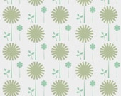 Stencil for Home Decor. Flower. Size: S, M, L. DIY. Walls, fabric, furniture. Reusable
