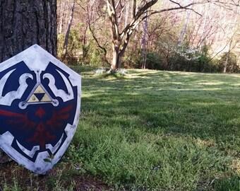 Legend of Zelda:  Link's Hylian Shield Replica