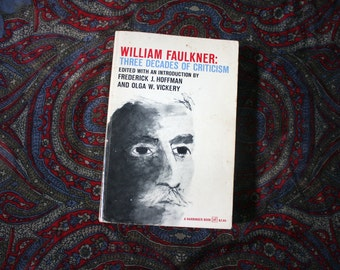 critical essays william faulkner William faulkner's a rose for emily was originally published in forum it is first short story published in a major magazine the narrator is unnamed and tells the story in first person plural this person may possibly be a neighbor or gossiping townsperson, but somehow seems to know what goes on.