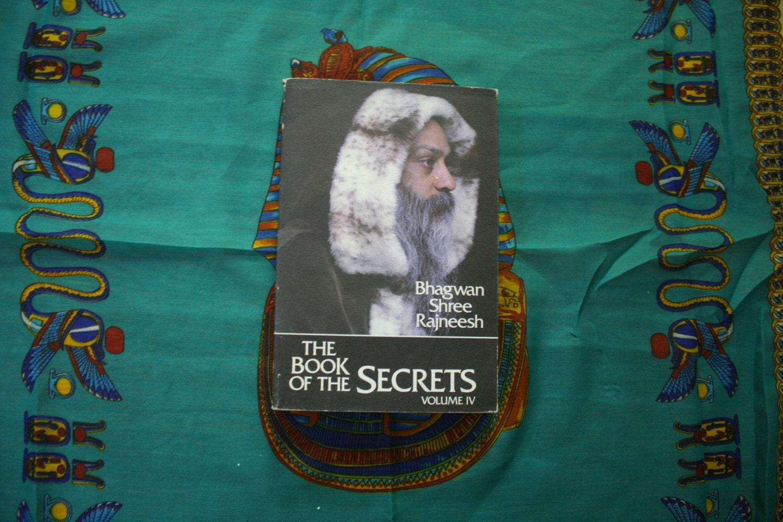 the book of secrets pdf osho