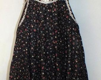 1970S Vintage Gunne Sax by Jessica Boho Prairie Dress