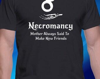 DnD Inspired Necromancy  T-shirt