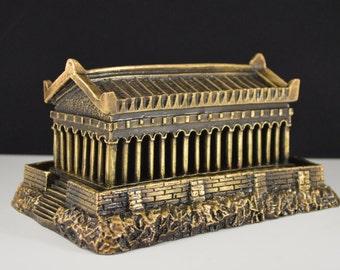 Acropolis/Parthenon/Polyester/Bronze