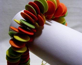 Zesty Disc Bracelet