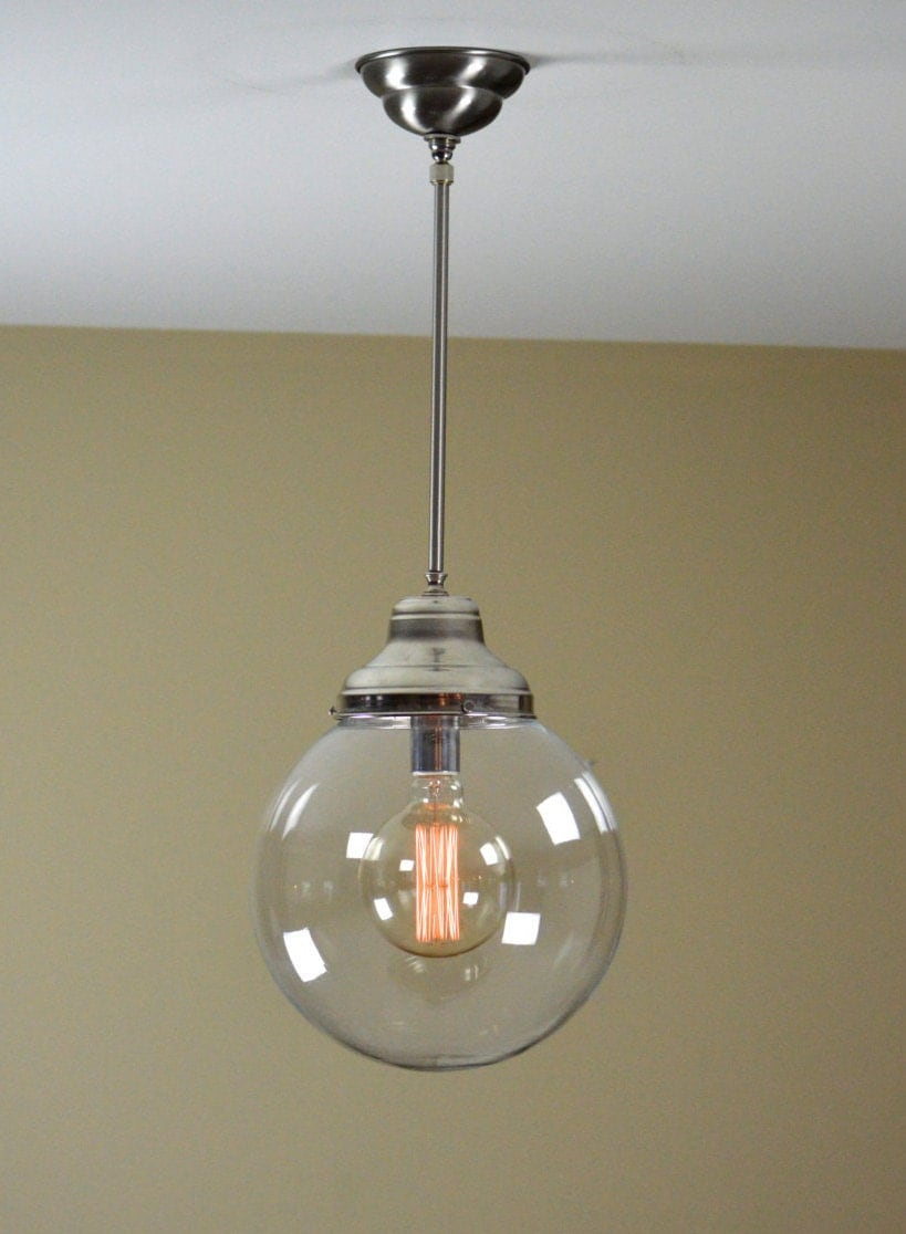 Pendant Light Fixture Large Globe Pendant Chandelier Sphere