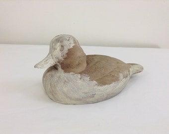 """Bufflehead Duck Decoy """"Craft Tex"""""""