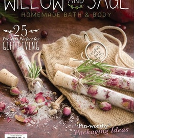 Magazine: Winter 2015 Willow and Sage Magazine from Stampington and Company