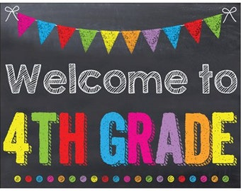 Image result for welcome back to school 4th grade