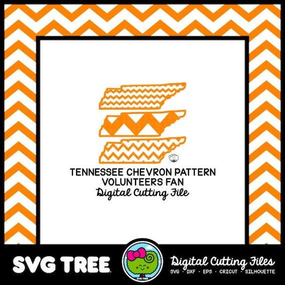 how to make chevron pattern on cricut