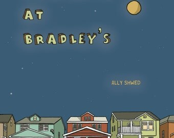 Sleepover at Bradley's (mini-comic)