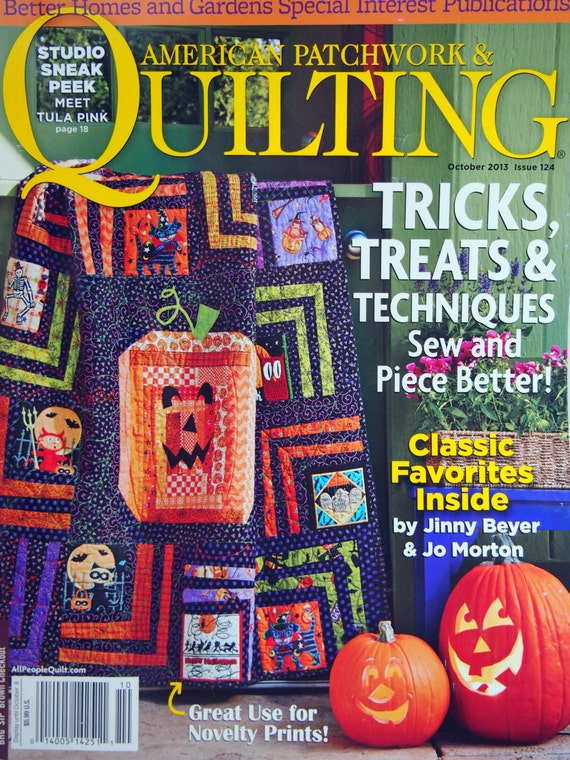 American Patchwork Quilting By Better Homes And Gardens