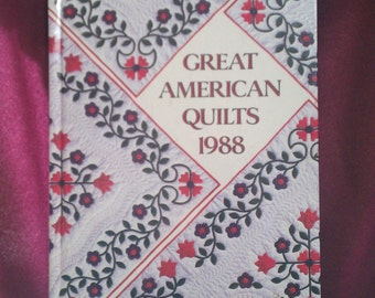 Great American Quilts 1988 Oxmoor House
