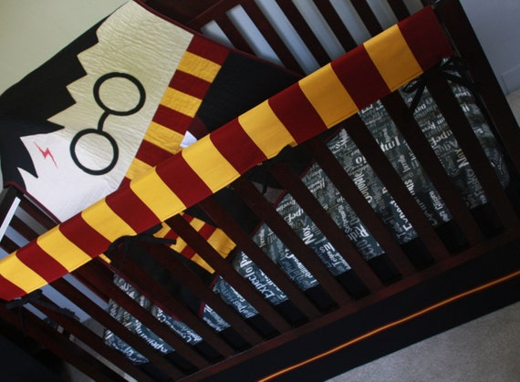 Harry Potter Baby Crib Bedding