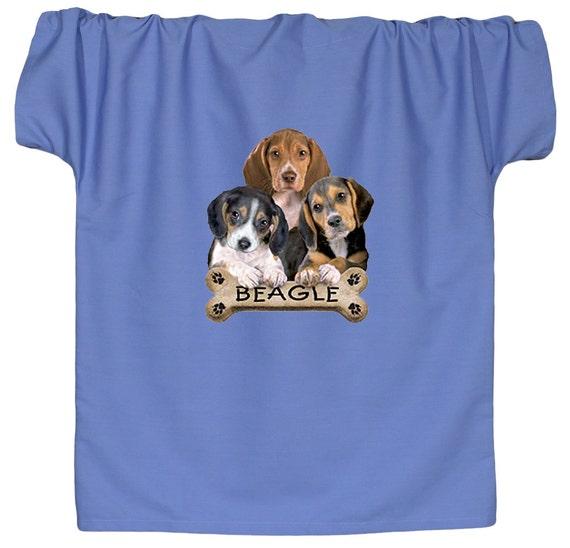 Items Similar To Beagle Puppies Tunic Shirt Scrub Pants