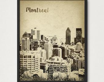 Montreal Watercolor Etsy
