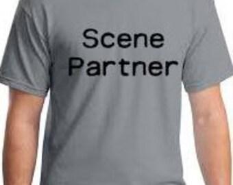 Scene Partner - 100% cotton t-shirt