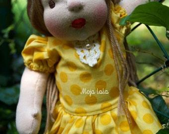 Claudia waldorf doll (12 inch).