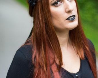 Black Headdress - Theresa