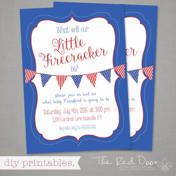 Reveal Party Invitations for adorable invitations template