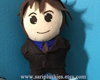 Tenth Doctor Plush