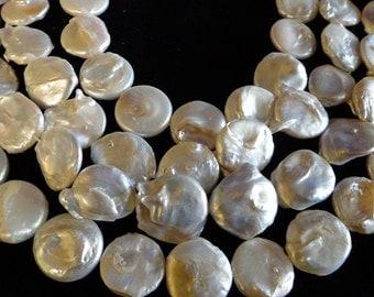 Coin Fresh Water Pearl