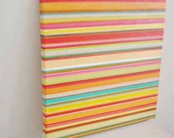 Retro style throw hand knit bedspread handmade quilt wool for Moderne acrylbilder wanddekorationen