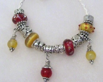 49 - CLEARANCE - Beaded Bracelet