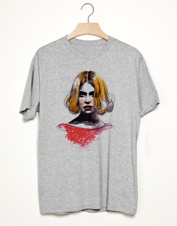 t shirt camiseta paris texas wim wenders natascha kisnki