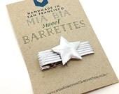 Star Hair Clip Barrette