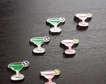 Drink Floating Charm for Floating Lockets-Gift Idea