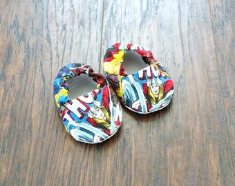 Thor Baby Shoes, Newborn Baby Booties